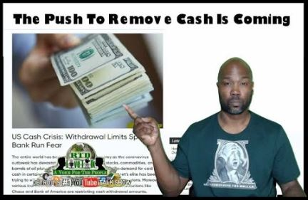 Removing Cash Is Coming Soon… (The Pandemic Is #1 Scare Tactic)