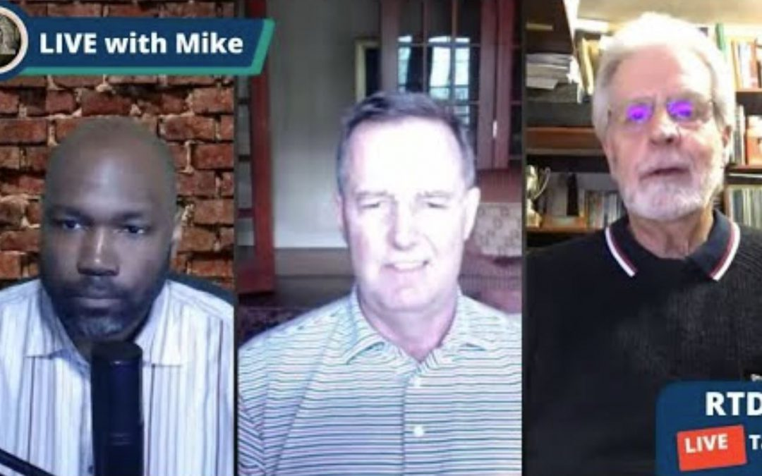We Are In 'The Fourth Turning' Now ft. John B. Hearn & Lawrence Lepard