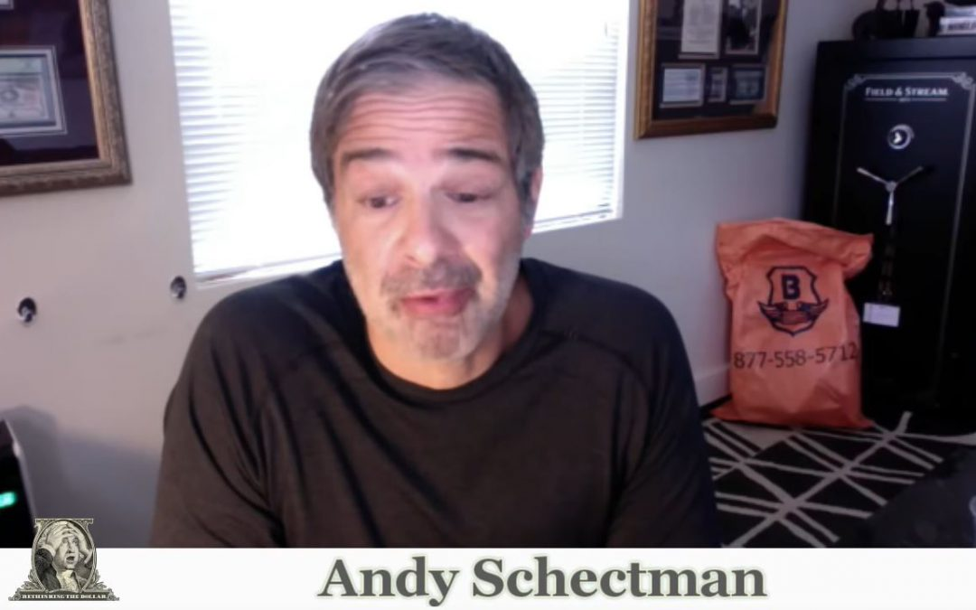 Andy Schectman Interview: Most Silver & Gold Demand EVER