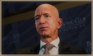 Wealth Gap Grows: Jeff Bezos Gains $24 Billion To His Fortune During Pandemic