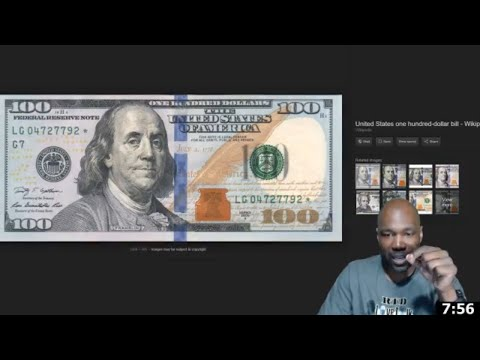 RTD Live Talk: Let's Talk Global Status Of The Federal Reserve Note