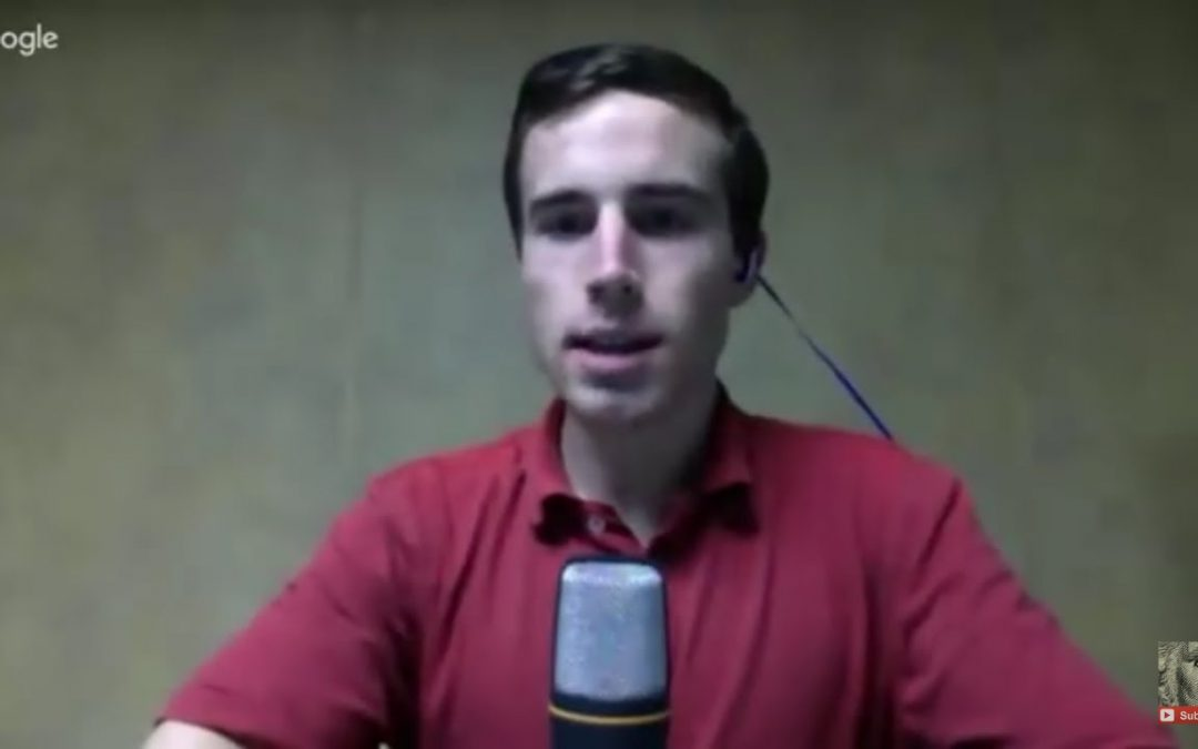 RTD Live Talk w/ Elijah Johnson of Finance and Liberty (Call In On Skype)
