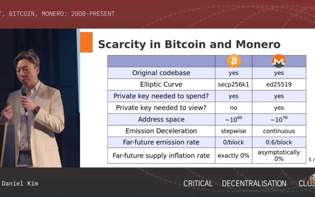 Monero Means Money: Cryptocurrency 101