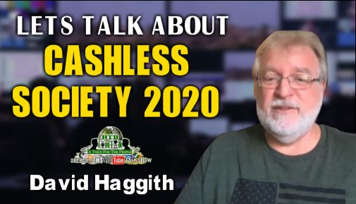 Lets Talk About The Push To Go Cashless ft. David Haggith