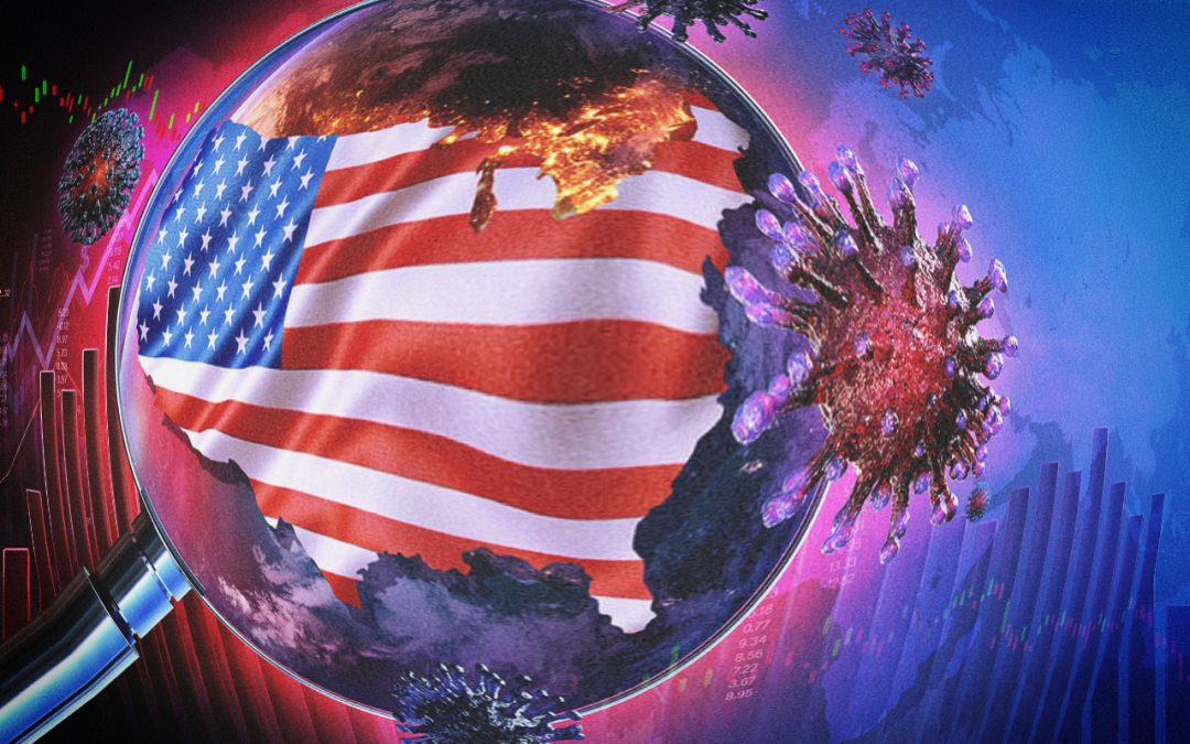 America Is Burning: Covid today, Debt Tomorrow & Forever
