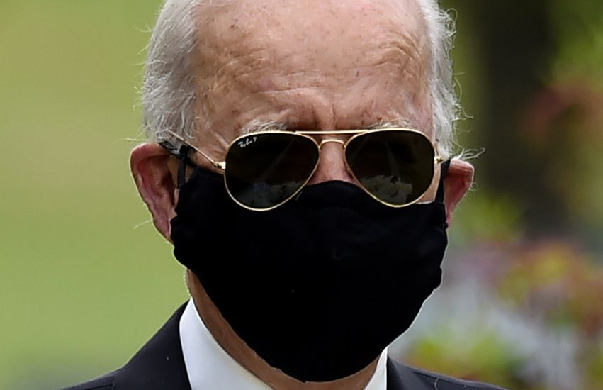 A False Flag Is Biden's Only Chance to Win