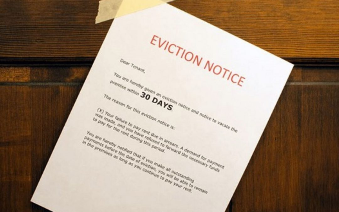 A Wave Of Evictions Is Set To Sweep Across The Country As COVID-19 Reprieve Expires