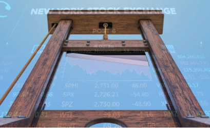 Will the Stock Market Be Dragged to the Guillotine?