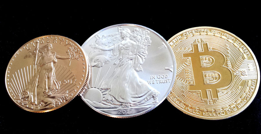 Is Silver the Next Bitcoin?