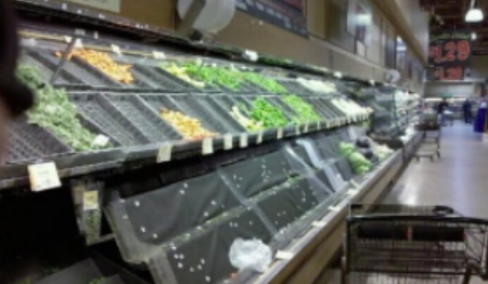 The US Is Running Out of These 9 Foods FAST: Food Shortages From Theoretical To Real