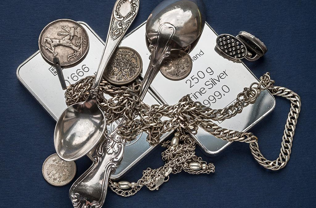 Silver Could Explode Within Weeks