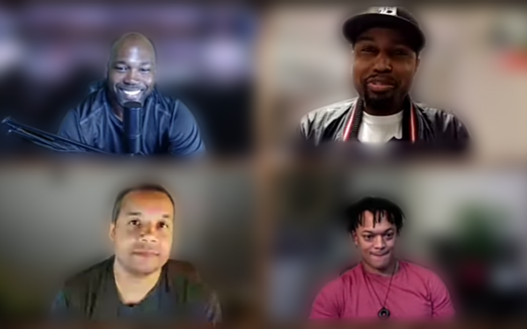'The Digital Reset Will Be Televised' – (RTD Q&A ft. CryptoBlood, Allen Hena & Brandon Kelly)