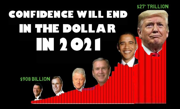 Confidence In the Dollar Will End This Year