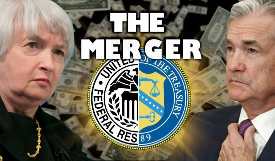 MMT: The Merger of the Treasury and Fed To Stimulate the Economy