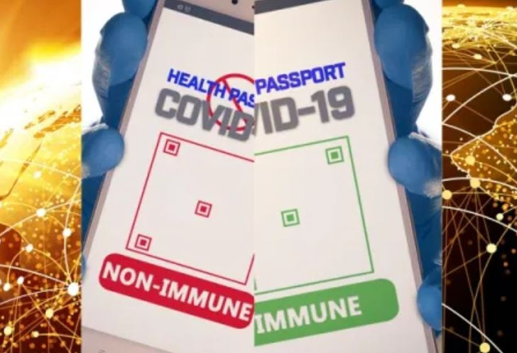 """Digital Vaccine Passports Being Rolled Out EVERYWHERE to Prove You've """"Got Your Shots"""""""