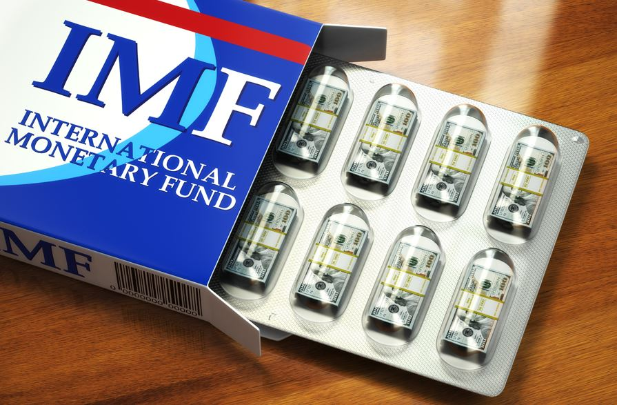 IMF Silently Creates New Money Layer — Why You Need To Leave The Banks