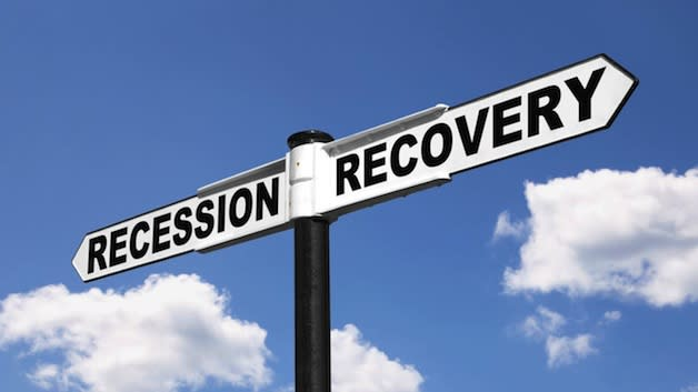 The United States: Hardly A Recovery But A Continuous Recession