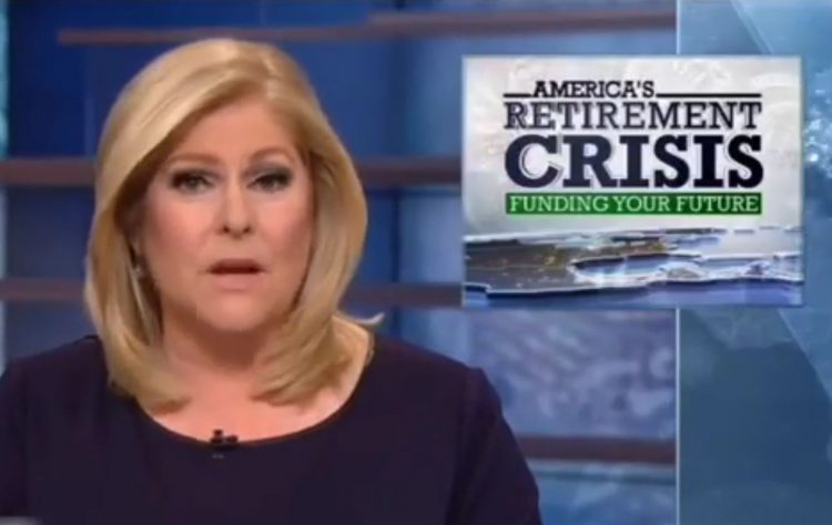 complete collapse of the retirement system