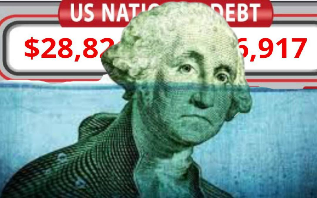 Debtpocalypse Now: Here's What Will Happen if US Defaults on Its Mountain of Debt